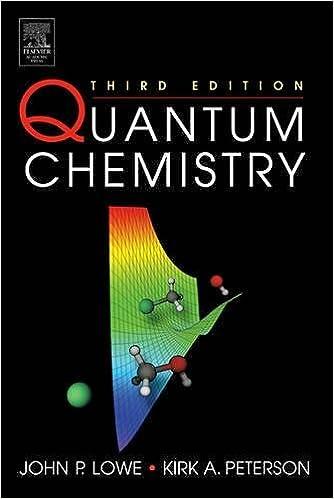 Quantum chemistry third edition john p lowe kirk peterson quantum chemistry third edition 3rd edition fandeluxe Images