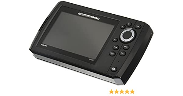 HUMMINBIRD combinado HELIX 5GPS HD XD sonda TA-50 y 200 KHz: Amazon.es: Deportes y aire libre