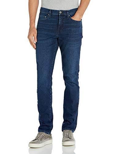 Goodthreads Men's Standard Comfort Stretch Straight Slim-fit Jean