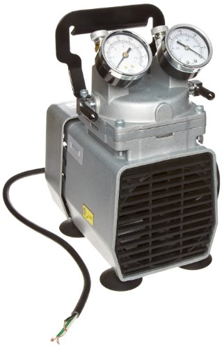 Gast DOA-P504-BN DOA Lab Model Oilless Diaphragm Pump, 240V 50Hz by Gast