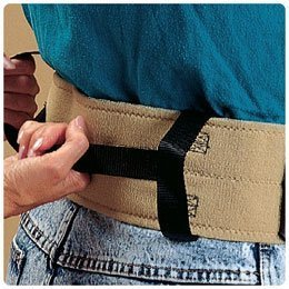 Sammons Preston 6567 Walking Belt with Loops, Limited Mobility Aid for Elderly, Disabled, & Handicapped, Ambulation & Movement Aid, Transfer Belt