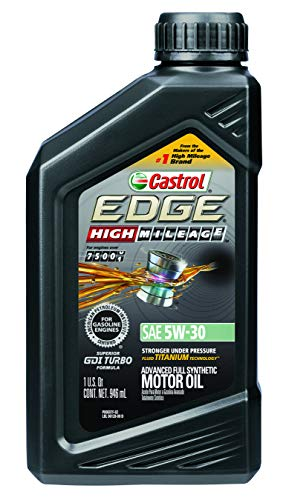Buy castrol edge synthetic motor oil