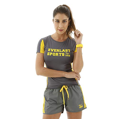 Shorts Training Chumbo-P-Chumbo