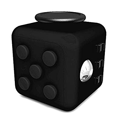 jinpinzhi Fidget Cube Relieves Stress And Anxiety for Children,Boredom all at your finger tips