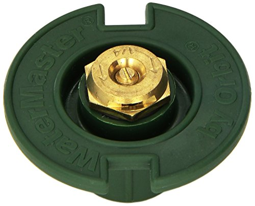 (Orbit 54026 Flush Sprinkler Spray Head with Brass Nozzle, Quarter)