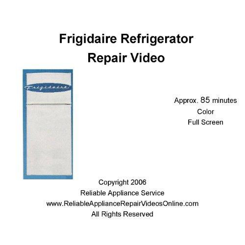 Frigidaire Refrigerator Repair Video