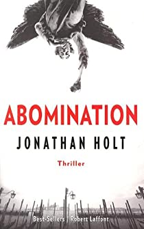Book's Cover ofAbomination T 1/3