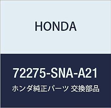 Genuine Honda 72275-S84-A01 Door Channel