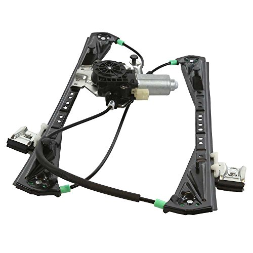 01 lincoln ls window regulator - 9