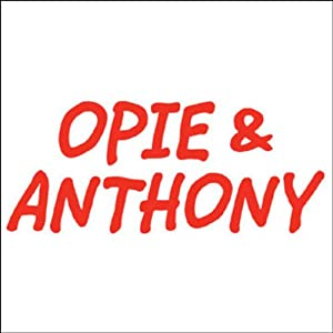 Opie & Anthony, Vic Henley, Frankie Edgar, and Gillian Jacobs, October 13, 2011 Radio/TV Program