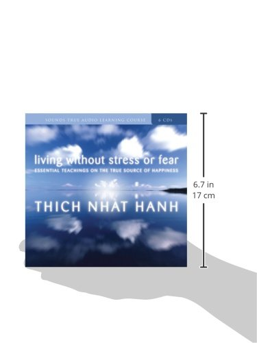 Living Without Stress or Fear: Essential Teachings on the True Source of Happiness by Brand: Sounds True, Incorporated (Image #1)