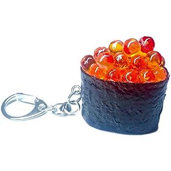 Amazon.com: Sushi Key Ring -Shrimp-: Office Products
