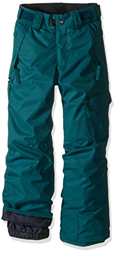 686 Girls Agnes Insulated Pants, Black Jade, Small
