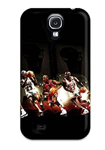 Fashionable Style Case Cover Skin For Galaxy S4- Michael Jordan