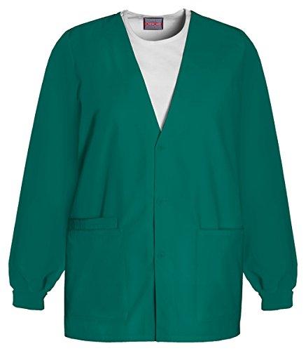 Hunter Green Womens Cardigan - 1