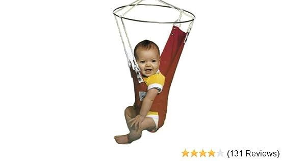 0bc804f74ec Amazon.com : Merry Muscles Ergonomic Jumper Exerciser Baby Bouncer ...