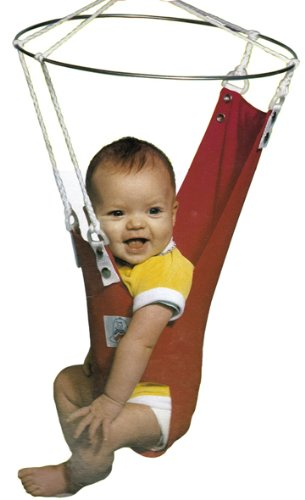 c9b239ebe8af Amazon.com   Merry Muscles Ergonomic Jumper Exerciser Baby Bouncer ...