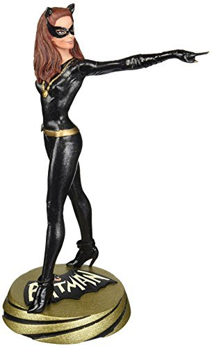 Diamond Select Toys Batman Classic 1966 TV Series Premier Collection: Catwoman Resin Statue by Diamond Select