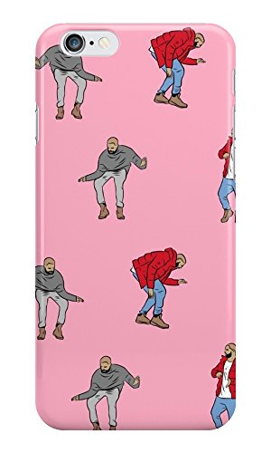 Drake Hotline Bling Baby Pink Case/Cover für Apple iPhone 5/5S/6/6S/7 Design Made by luxuryhunters®