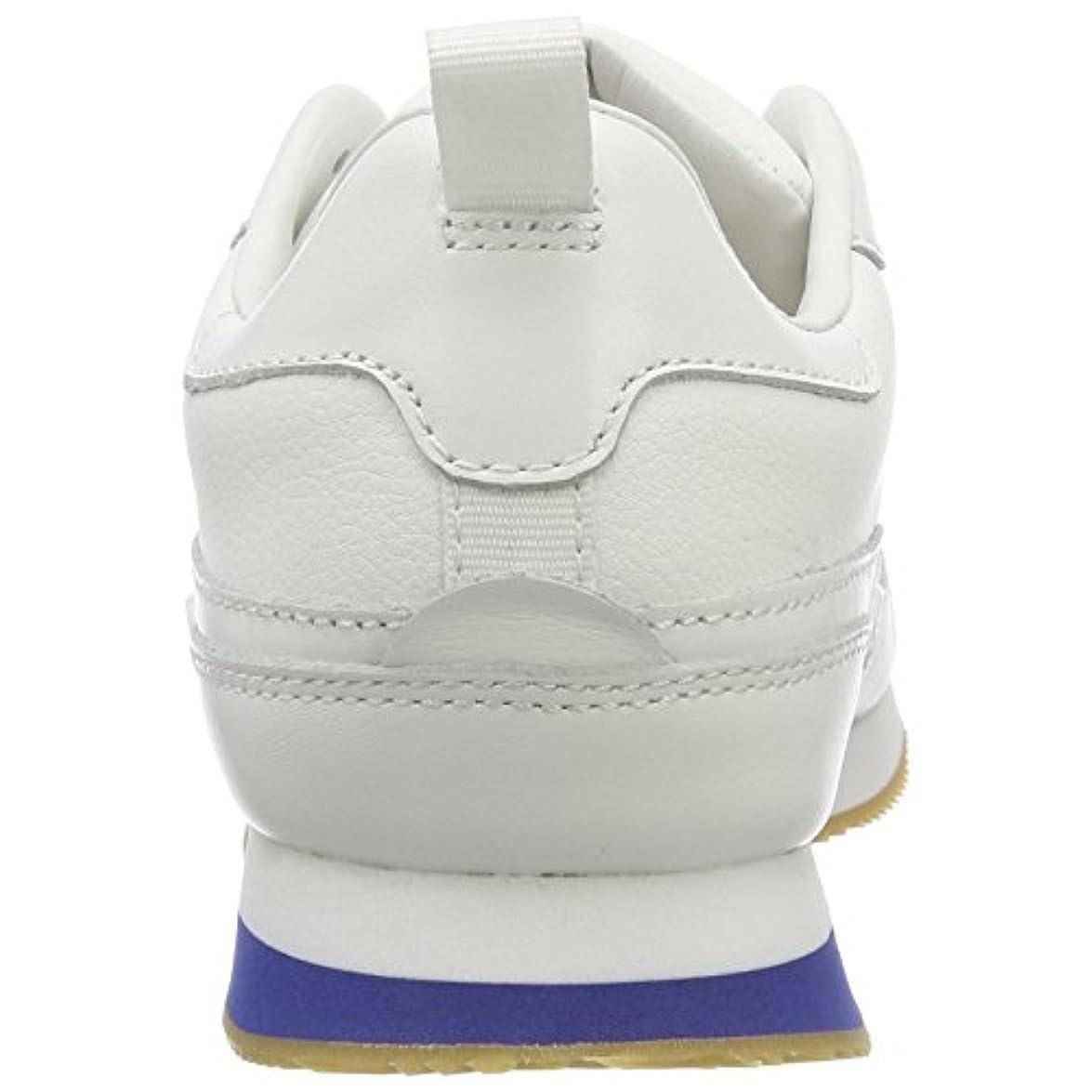 Hummel Eldorado Trainer Scarpe Da Ginnastica Basse Unisex-adulto Bianco white 43 Eu