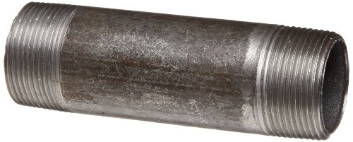 (Anvil 8700140851, Steel Pipe Fitting, Close Nipple, 1