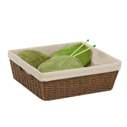 Honey Can Do STO 03564 Parchment Basket Handles