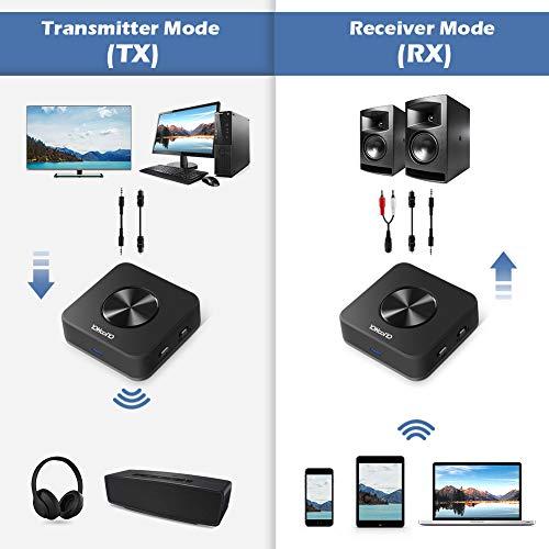 YOHOOLYO Bluetooth 5 0 Transmitter image 2