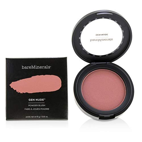 BareMinerals Gen Nude Powder Blush-On The Mauve
