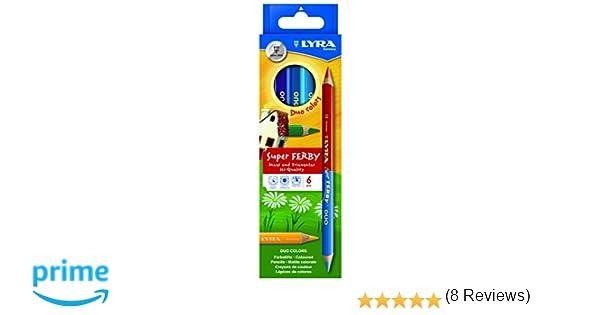 LYRA - Lápices de colores [Importado de Alemania]: Amazon.es: Juguetes y juegos