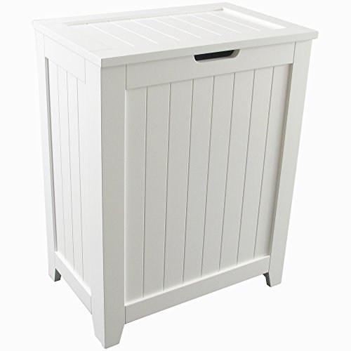 KD Contemporary Country Hamper 5220 Bench Hamper