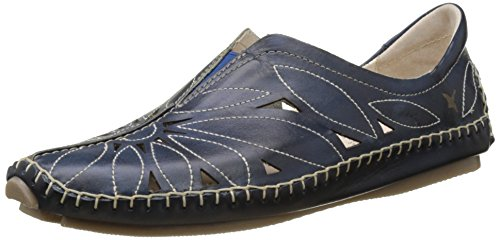 Pikolinos Womens Jerez Mocassino Slip-on Blu / Blu