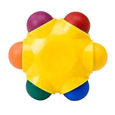 Alex Rub a Dub Star Crayon in the Tub Kids Bath Activity: Toys & Games