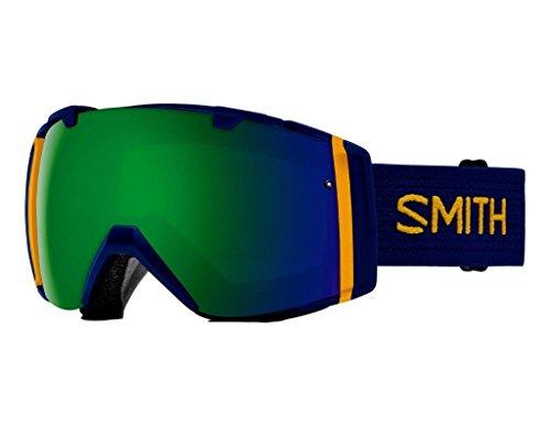 Smith Optics I/O Adult Snowmobile Goggles Navy Scout / Chromapop Sun by Smith Optics