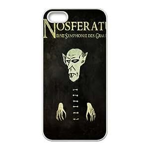 iPhone 5,5S Phone Case Nosferatu Eine Symphonie Des Grauens BT95108