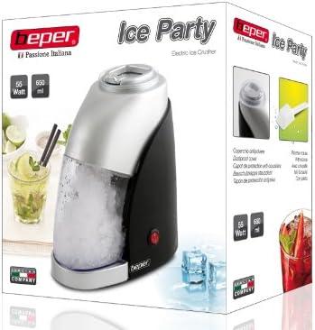 Picadora el/éctrica de hielo Beper 70.250