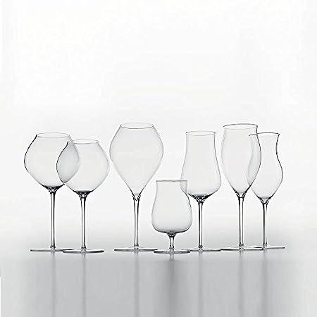 Zafferano Set 2 Ultralight Copa de Vidrio para vinos espumosos y champán UL05100