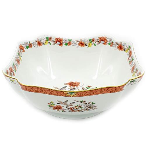 Vista Alegre Magnólia Porcelain Cantao Salad Bowl