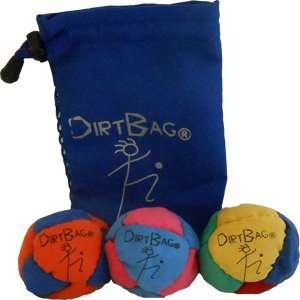 Dirtbag Classic 3 Pack with Blue Pouch