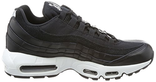 Nero White nbsp;Prm uomo Max off Nike chrome black Air Nero Black Scarpe 95 qYWTf