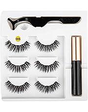 Magnetyczny eyeliner zestaw sztucznych rzęs łatwy do noszenia szybkoschnący płynny eyeliner magnetyczny eyeliner sztuczne rzęsy magnetyczny eyeliner płynne eyeliner sztuczne rzęsy pęseta zestaw narzędzi kosmetycznych # 15