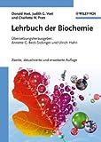 Lehrbuch der Biochemie, Voet, Donald and Voet, Judith G., 352730519X