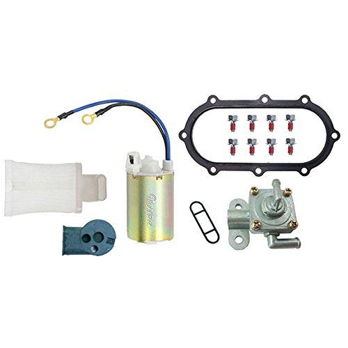 HFP-384-U Fuel Pump with Strainer Replacement for Yamaha YZF-R7//YZF R7 EFI 1999