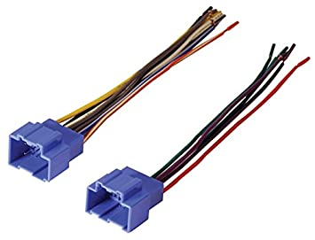 American International GWH410 2007-2008 Chevy Aveco Wire Harness