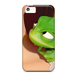 Premium WKvazhx3943orWoJ Case With Scratch-resistant/ My Cute Green Prince Case Cover For Iphone 5c