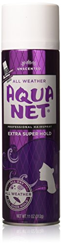 Aqua Net Extra Super Hold Professional Hair Spray Unscented 11 oz(Pack of - Hair Spray Aqua Net