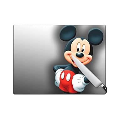 A Mouse Life - Mickey Mouse v03 Standard Cutting Board