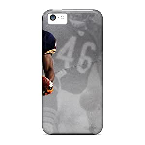 Iphone Case - Tpu Case Protective For Iphone 5c- Chicago Bears