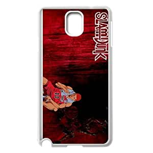 Samsung Galaxy Note 3 Cell Phone Case White Slam Dunk Plastic Fashion Phone Case XPDSUNTR35581