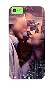 Diycase Awesome Clary And Jace The Mortal Instruments City Of Bones Flip case cover hTMJbqGnE71 With Fashion Design For Iphone 5s for you As New Year's Day's Gift