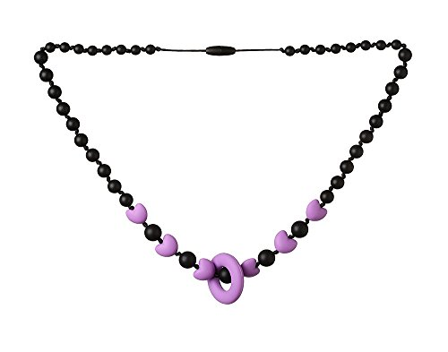 ComfyBaby Beads Silicone Teething Necklace